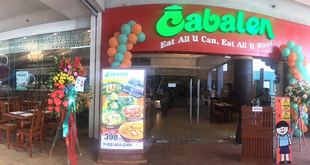 Cabalen, Cabalen-restaurant, Cabalen-Eat-All-You-Can, Buffet-Restaurant, Filipino-Buffet-Restaurant
