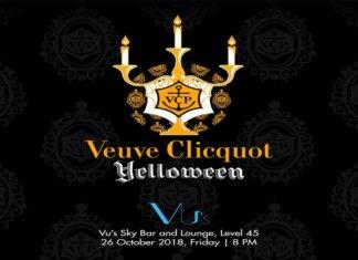 Golden Halloween - YoManila