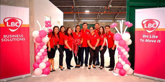 LBC Warehouse in Pampanga - Yomanila