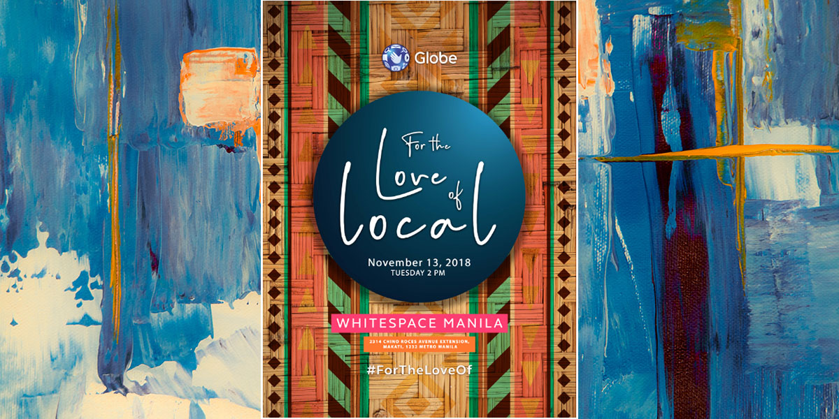 Globe Shows Mad Love For Local Entertainment - Yo, Manila!