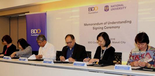 BDO Foundation - Yo Manila