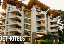 Budget hotel - Yo Manila