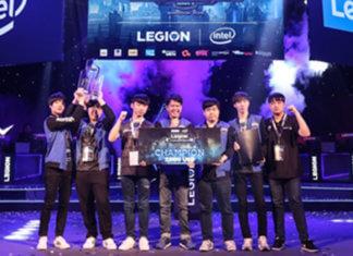 Legion of champions - Yo Manila
