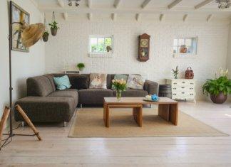 Living Area Organized