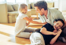 Moving-In With Kids