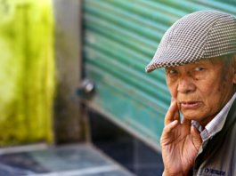 Happy And Healthy In Old Age