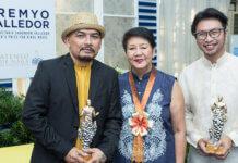 Premyo Valledor Award - Yo Manila