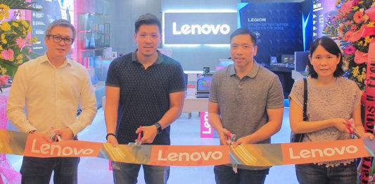 Lenovo SM Megamall - Yo Manila
