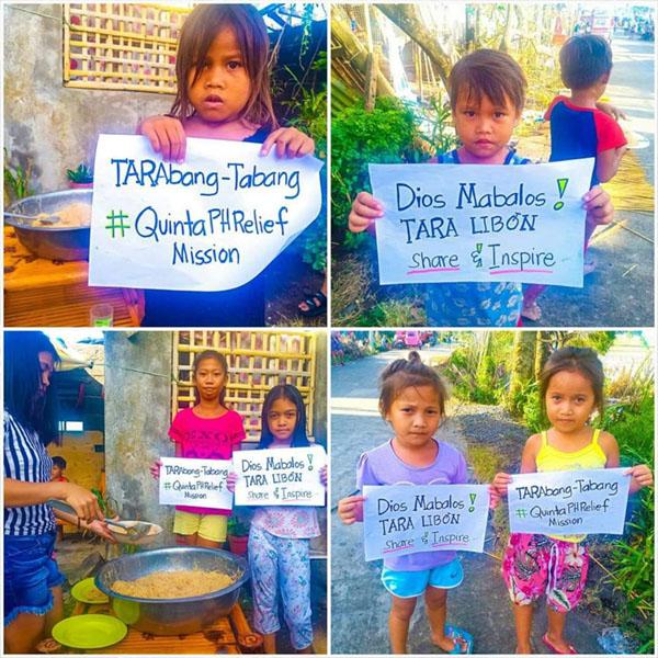 Quinta relief 3 GIDC Philippines